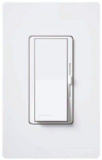 Lutron DVCL-153PH-WH DIVA CFL/LED CLAM CAD