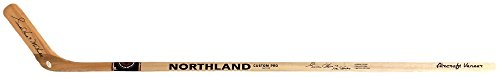 - Gordie Howe Signed Limited Edition Northland Hockey Stick Mr. Hockey Insc. JSA