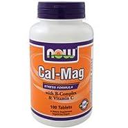 NOW Foods Calcium/magnesium 1000/500 mg