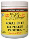 Freeze Dried Royal Jelly + Pollen, Propolis, Ginseng & Herbs - 9800mg YS Eco Bee Farms 5 oz Powder by YS Eco Bee Farms