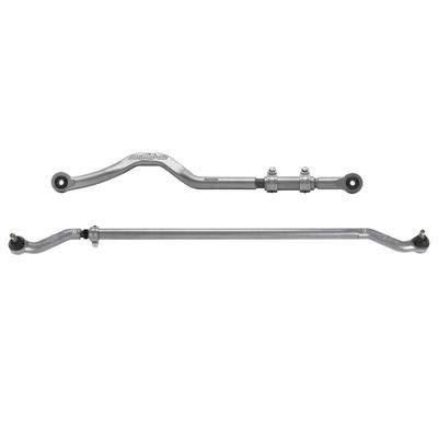 Rubicon Express JKHD1 HD Steering Package Incl. Forged Track Bar And Tie Rod Works w/ 0-6 in. Lift Kits HD Steering Package