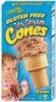 Let's Do Gluten Free Ice Cream Cones -- 1.2 oz
