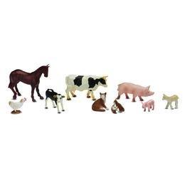 Farm Yard Animal Figure Set by Papo