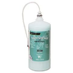 System Liquid Ml Soap 800 (Rubbermaid Commercial 750517 Enriched Moisturizing Hand Soap Citrus Scent 800mL Refill 4/Carton)