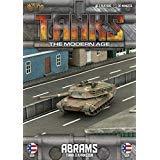 (Tanks Miniatures Game - British Gale Force Nine Abrams)