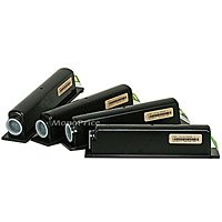 Np Copier Toner - Monoprice 4 pack 190g ctg per ctn Toner NPG-1, F41-5902-704, F41-6301-700, 1372A006AA for Canon NP-1015, 1215, 1218, 1520, NP-1530