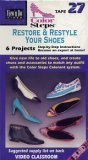 Color Steps©: Restore & Restyle your Shoes by Plaid