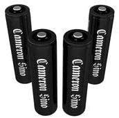Replacement For Cameron Sino Aaa Battery By Technical Precision
