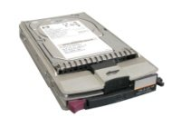 - HP 36GB 15K RPM U320 68 PIN Hard Drive