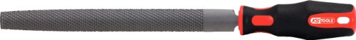 KS Tools 157.0527 Halbrund-Raspel, DIN 7261, Form C, 300 mm, Hieb1