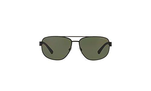 Armani de 30149A sol Gafas EA2036 BLACK Emporio Zxw0qzz