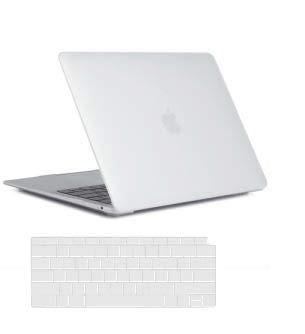 BESTeck - Carcasa rígida de plástico para MacBook Air de 13 ...