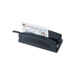 ID TECH WCR3227-712U S 414 OMNI, USB, INFRARED,TRK 1,2 ID Technologies - WCR3227-712U - ID TECH Omni WCR32 Magnetic Stripe by Id Tech