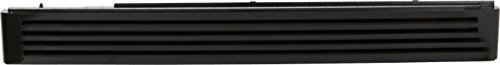- General Electric WB07X11009 Grille Vent. Black