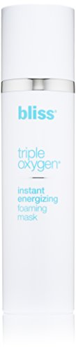 (Bliss Triple Oxygen Instant Foaming Mask with CPR Technology, 3.4)