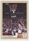 Chris Webber (Basketball Card) 1993-94 Classic Draft Picks - [Base] #1 -