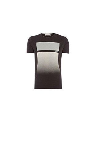 CALVIN KLEIN Herren T-Shirt schwarz 965