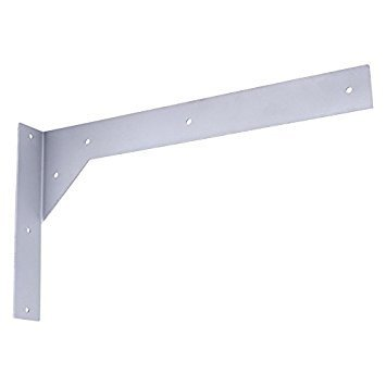 Titus Floating Vanity Support - Federal Brace - Made in America (18'' x 2'' x 10'') (Right) by Federal Brace