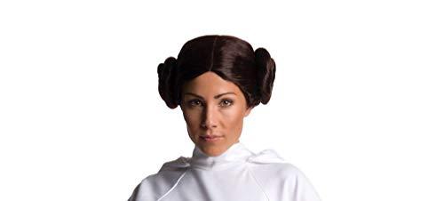 (Adult Princess Leia Wig - Costume)