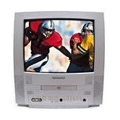 Magnavox MWC13D5 Magnavox 13'' TV-DVD