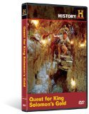 Atlantis The Lost Civilization , Blood And Treasure In Peru , Quest For Solomon's Gold : A&E The History Channel Ancient Treasures : 3 Pack Collection