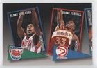 Kenny Anderson; Duane Ferrell (Basketball Card) 1992-93 Skybox - School Ties ()