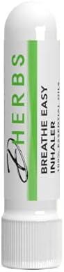 Dherbs Breathe Easy Inhaler, 1 Milliliters