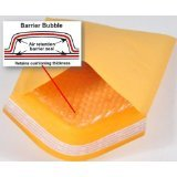 500 #2 8.5x 12 PREMIUM US MADE KRAFT BUBBLE MAILERS PADDED ENVELOPE BAGS