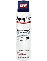 Aquaphor Advanced Therapy Ointment Body Spray - 3.7 oz, Pack of - Therapy Skin Ointment