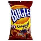 Bugles Crispy Corn Snacks Original Flavor 7.5 OZ (Pack of 24) by Bugles