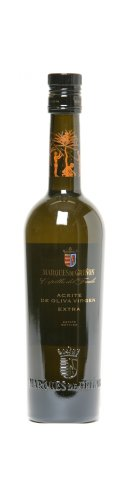 Marques De Grinon Extra Virgin Olive Oil From Spain  , 16.9-Ounce Bottle (Pack of 2)