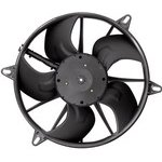 W3G280-EQ20-43 DC Fan Ball Bearing 26V 7.5A 200W 3100RPM Flange Mount