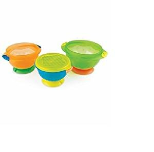 Munchkin Stay Put Suction Bowl, 3 Count ,  2 pack