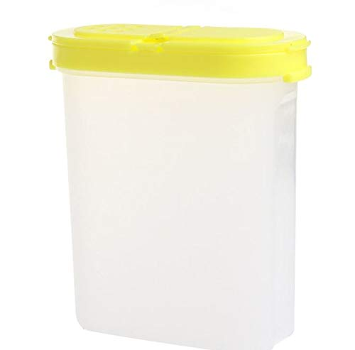 (Salt Shaker Plastic - Pp Spice Double Jars Bottle Rack Shaker Plastic Sugar Salt Racks Storage Organization - Parts Shaker Plastic Salt Stopper Party Spice Plug)