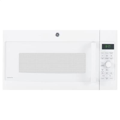 GE PVM9179DFWW Profile 1.7 Cu. Ft. White Over-the-Range Microwave - Convection