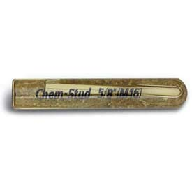 Powers 6504 - Chem-Stud Chisel-Point Anchor Rod, 5/8