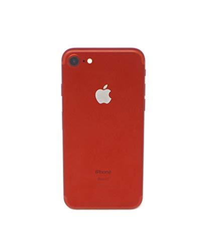 Unlocked Smartphone Red (Apple iPhone 7, GSM Unlocked, 128GB - Red (Renewed))