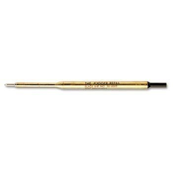 MMF Industries 258402R04 Refill Jumbo Jogger Pens, Fine, Black Ink