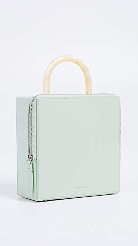 Box Building Bag Celadon Women's Block wEqxrYEX