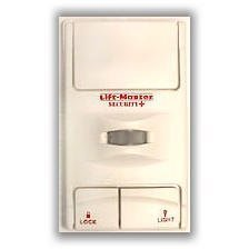 Liftmaster 98LM Motion Detector Garage Opener Wall Console by Chamberlain