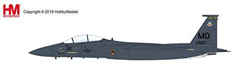 Mcdonnell Douglas F-15E Strike Eagle 88-1667, 391st FS Operation Enduring Freedom 1/72 Die Cast Model HA4509 Hobby Master