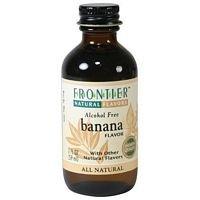 Frontier Banana Flavor -- 2 fl oz ( Multi-Pack)