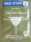 5 gr. pk Dry Wine Yeast/Cotes de Blanc (Pack of 5)