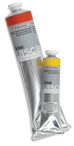 - Lascaux Artist Acrylic: 45ml Cadmium Red Medium
