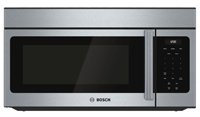 HMV3053U 30 UL Approved 300 Series Over the Range Microwave with 1.6 cu. ft. Capacity 1000 Cooking Watts 300 CFM Blower Timer Reheat Setting Weight Controlled Auto-Cooking and Turntable: Stainless Steel