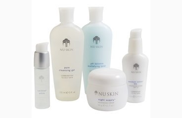 Nu Skin Daily Skin Health Packages (Combination to Oily)