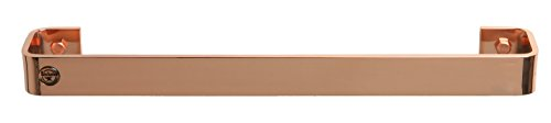 Enclume Premier 18-Inch Utensil Bar Wall Pot Rack, Copper Plated by Enclume