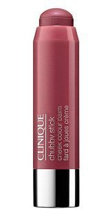 Clinique Chubby Stick Cheek Color Balm 0.13oz/3.6g 04 Plumped up Peony - Blushing Plum