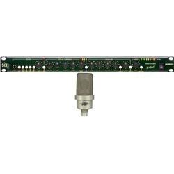 Joemeek Compressor - Joemeek sixQ 19 Inches Microphone Preamp