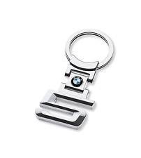 BMW Série 5porte-clés en métal véritable clé chaîne porte-clefs Pendentif (80272287779)